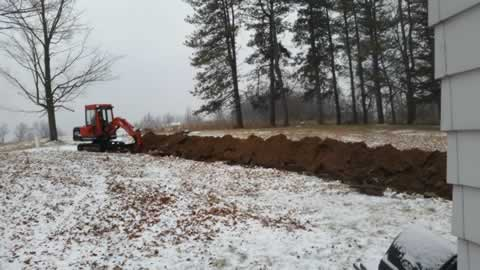 Excavating Trenching 01