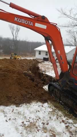 Excavating Trenching 03